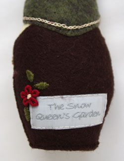 "The Snow Queen's Garden ""Eau de Parfum"""