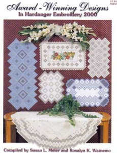 Award winning designs in Hardanger embroidery 2000