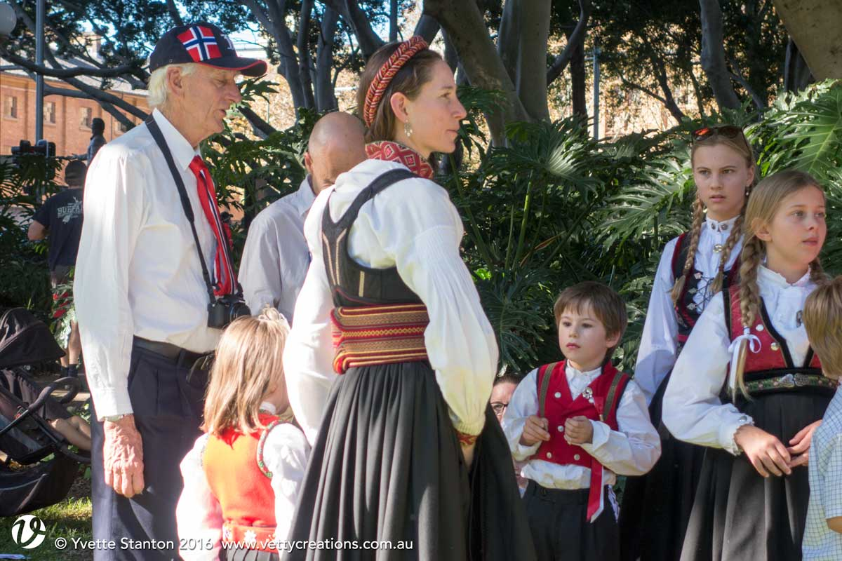 Norwegian Constitution Day in Sydney