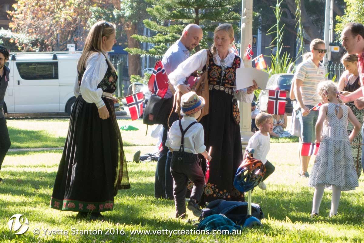 Norwegian Constitution Day in Sydney