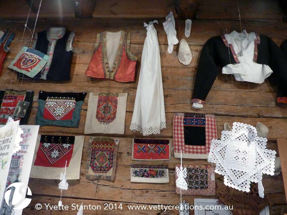 Hardanger shop in Bryggen