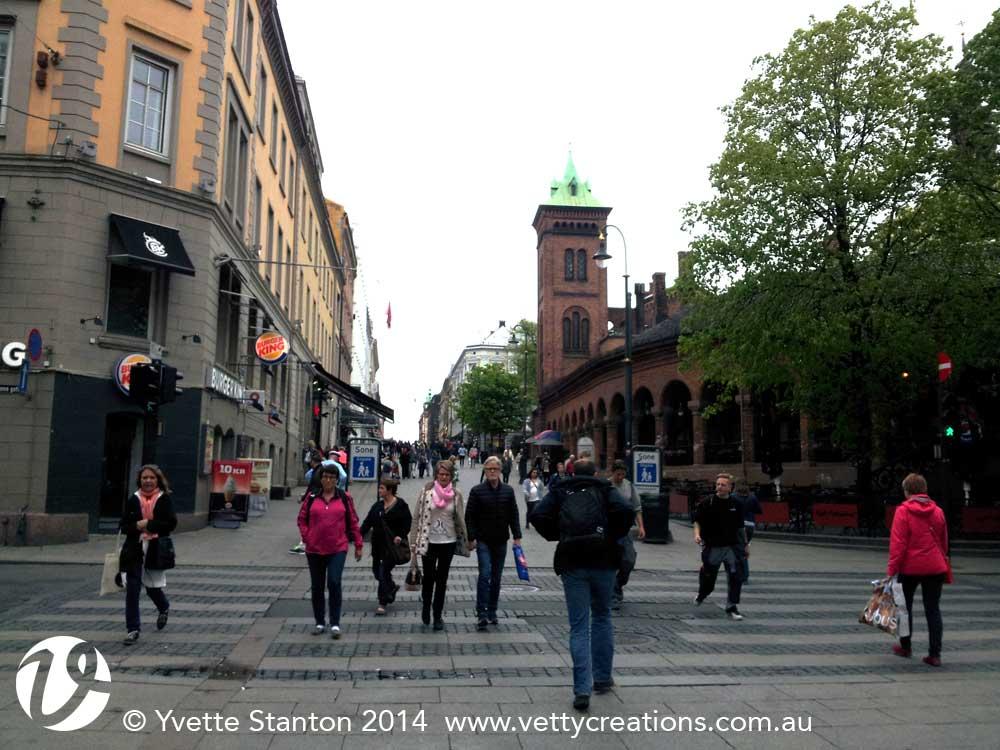 Exploring Oslo