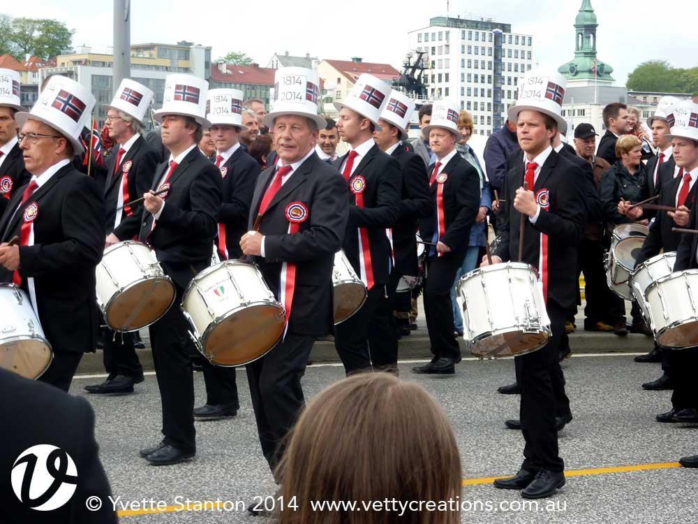 Bergen drummers