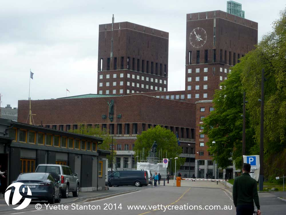 Oslo town hall