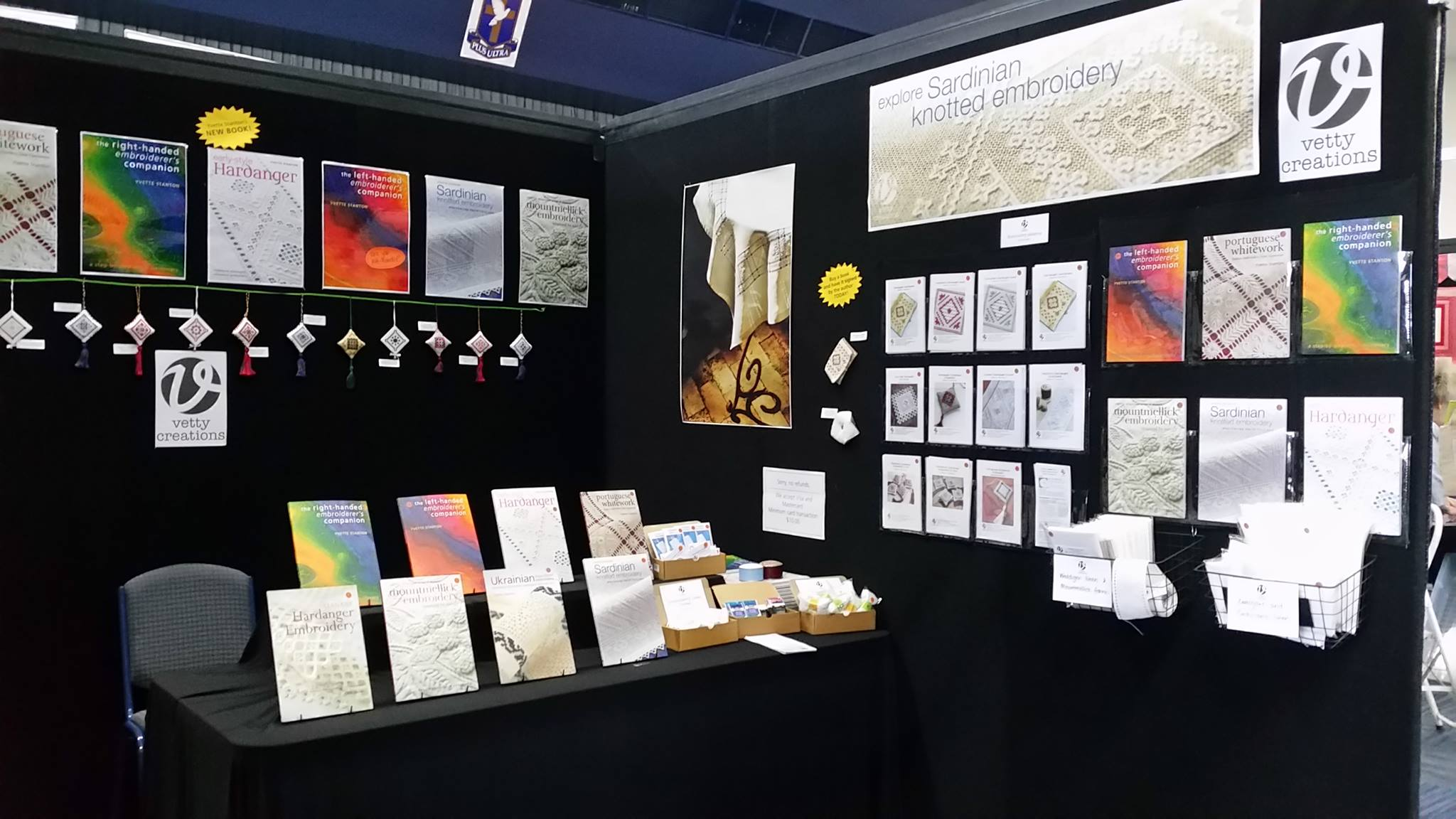 Vetty Creations stand