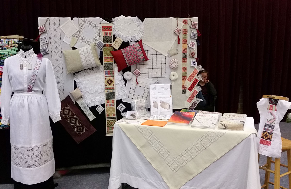 Vetty Creations display