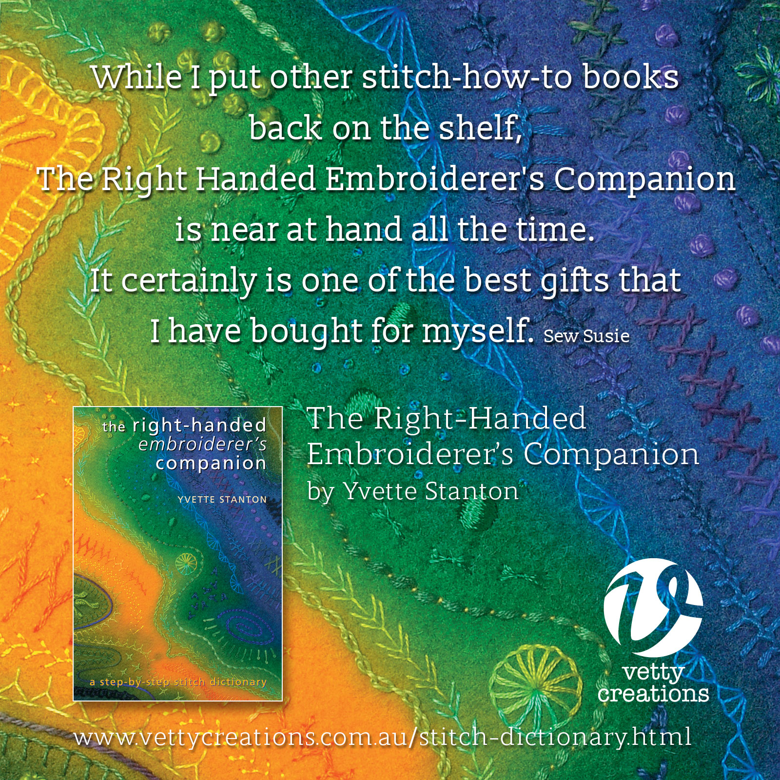 The Right-Handed Embroiderers Companion