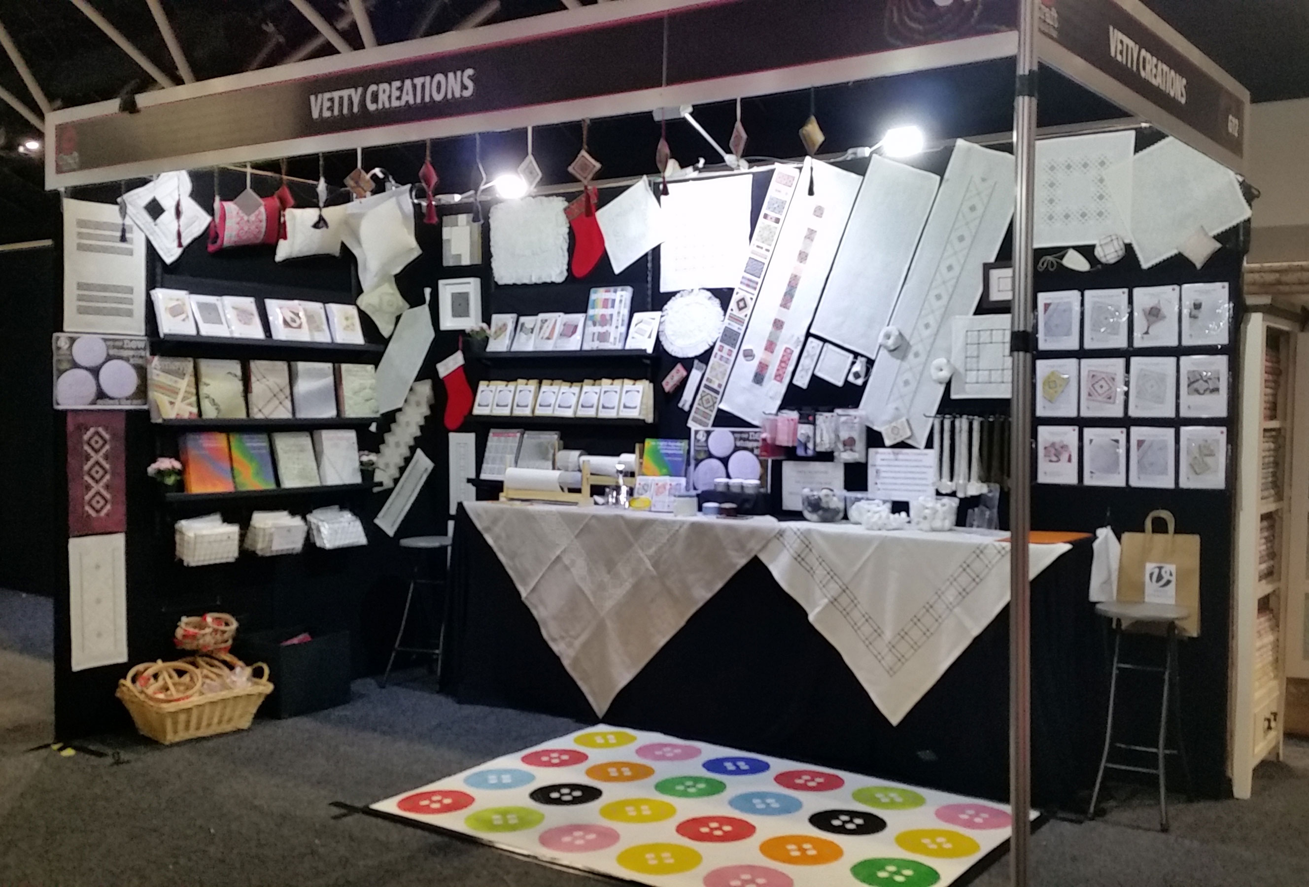 Vetty Creations Stand G12