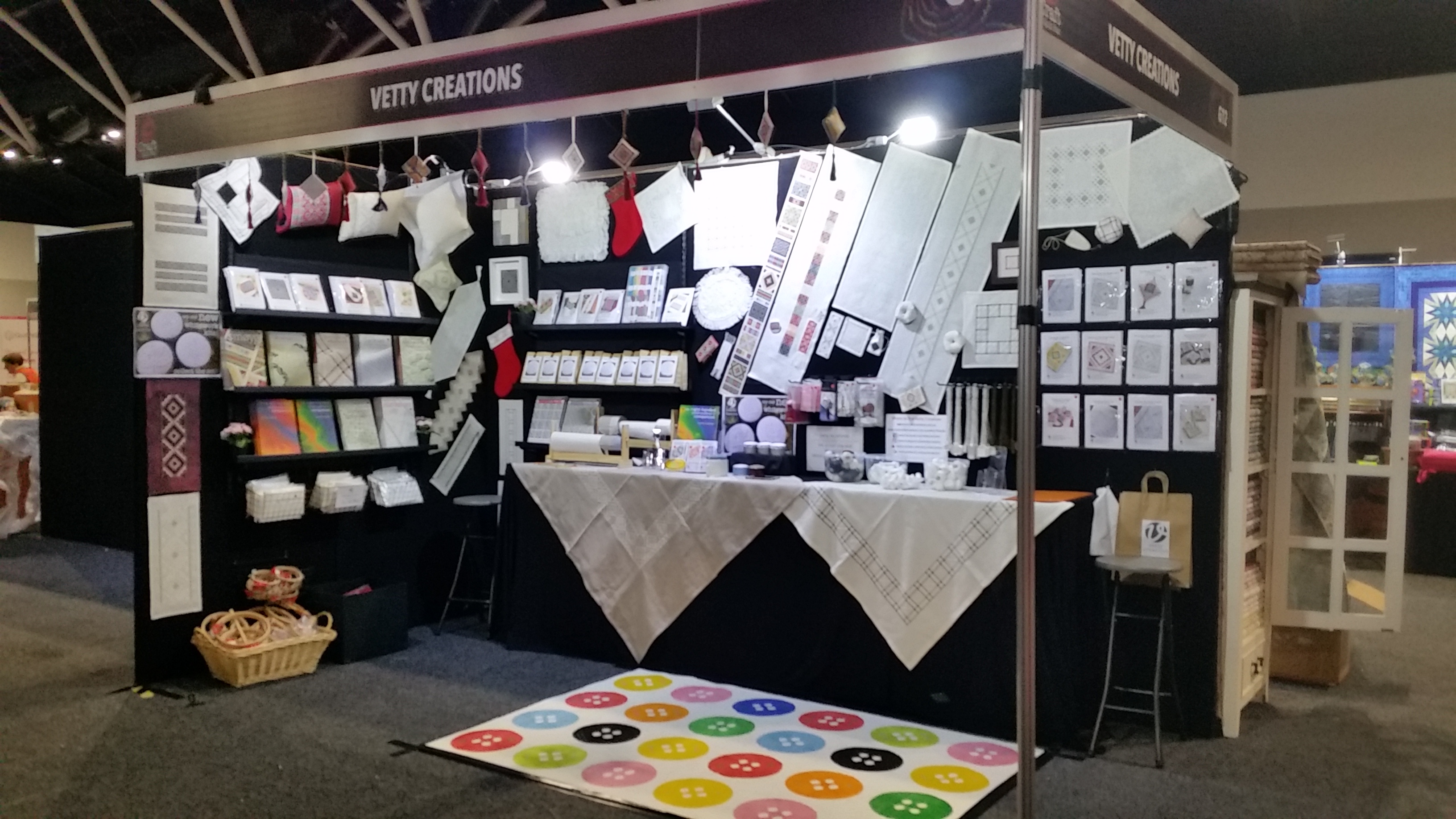 Vetty Creations at the Sydney Craft and Quilt Fair