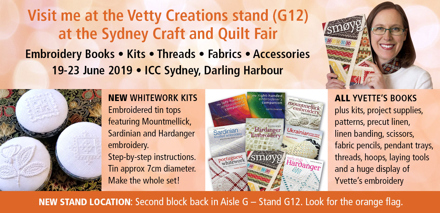 Sydney Craft and Quilt Fair