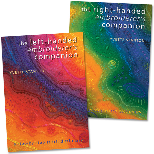 The Right-Handed Embroiderers Companion and The Left-Handed Embroiderers Companion
