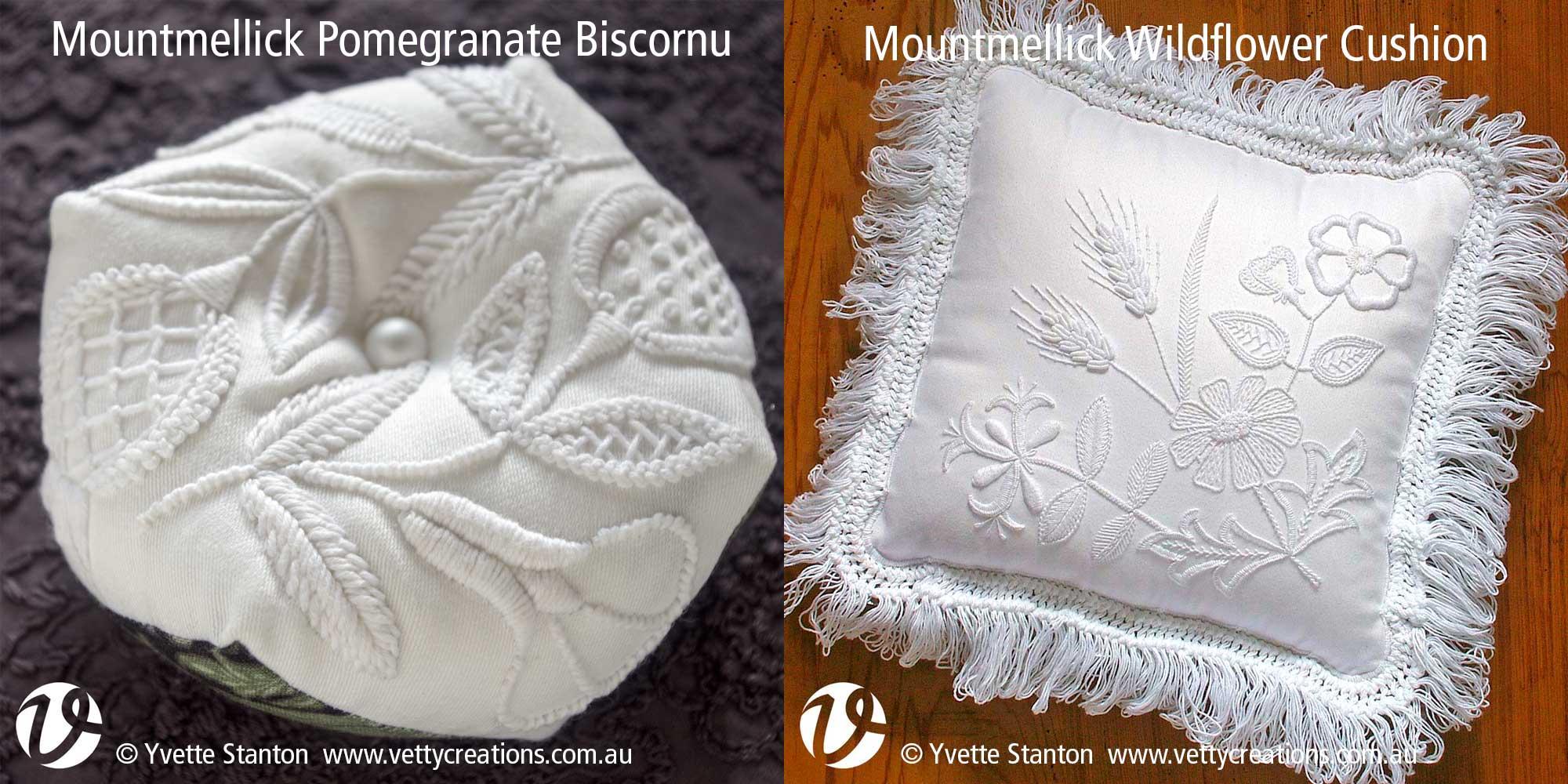 Mountmellick embroidery workshop